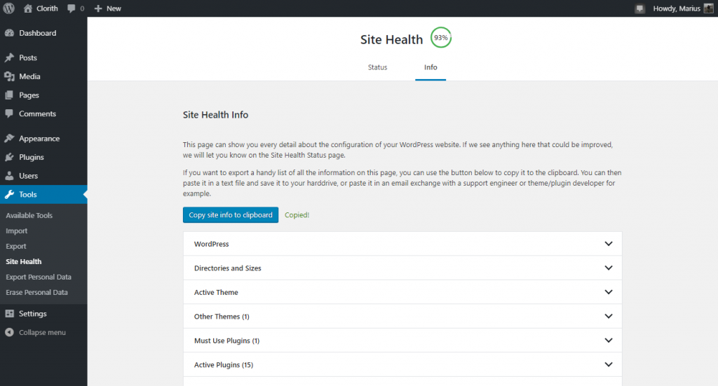Perawatan Wordpress Website