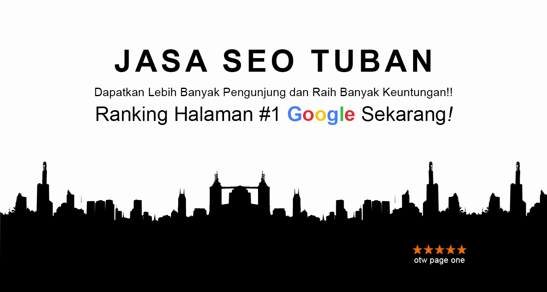 Jasa SEO Tuban Murah