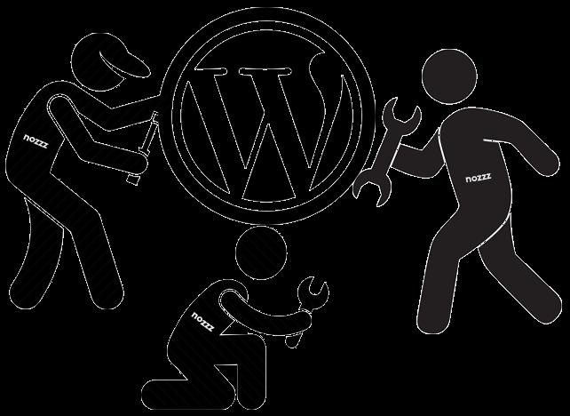 Maintenance Website WordPress