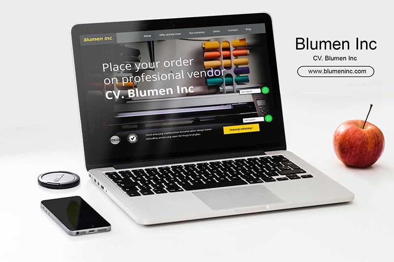Jasa Pembuatan Website Malang